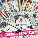 【できるよシリーズ】タロットカードもオリジナルで印刷できるよ!